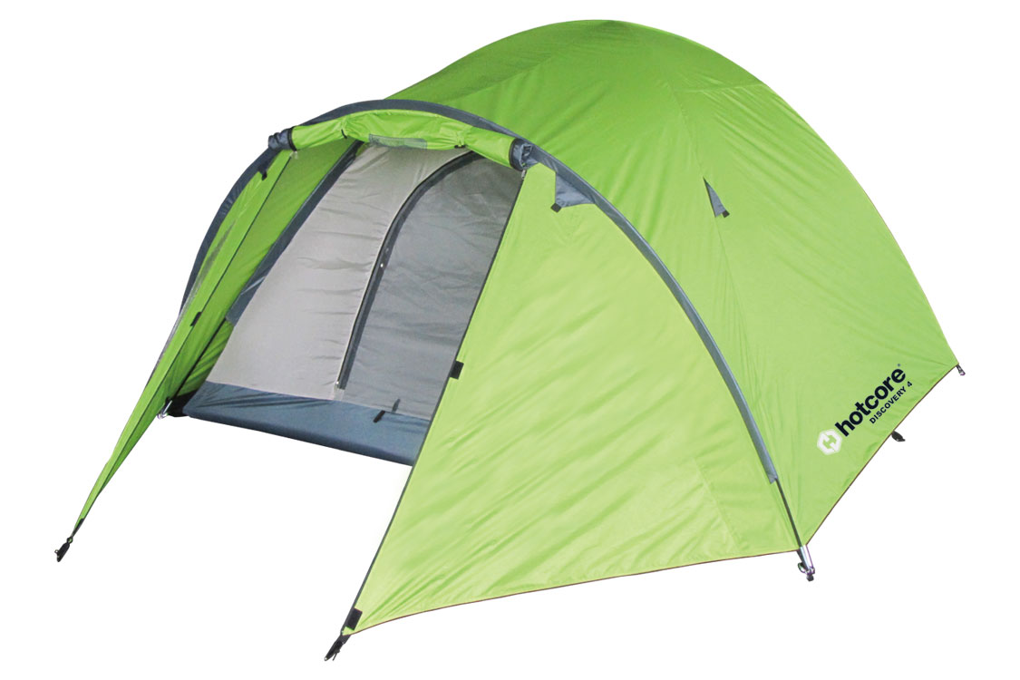 Discovery 4 Adventure Tent-Front