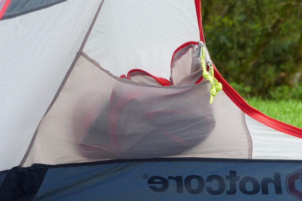 Boson Inner Tent Door Storage Pocket